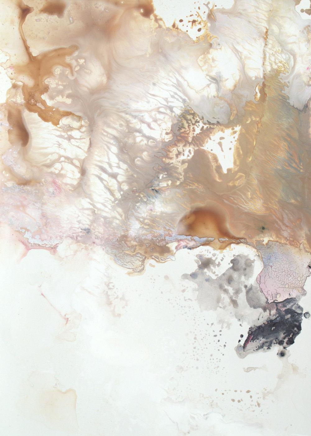Abstract Organic Contrmporary III - 12x9