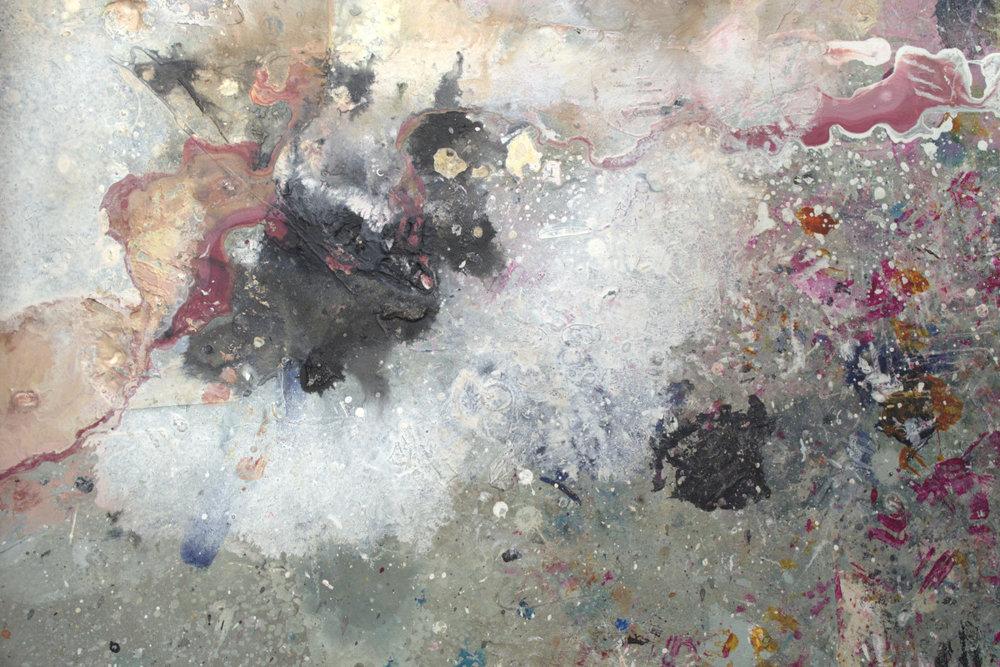 Abstract Organic Contrmporary XIII - 9x12