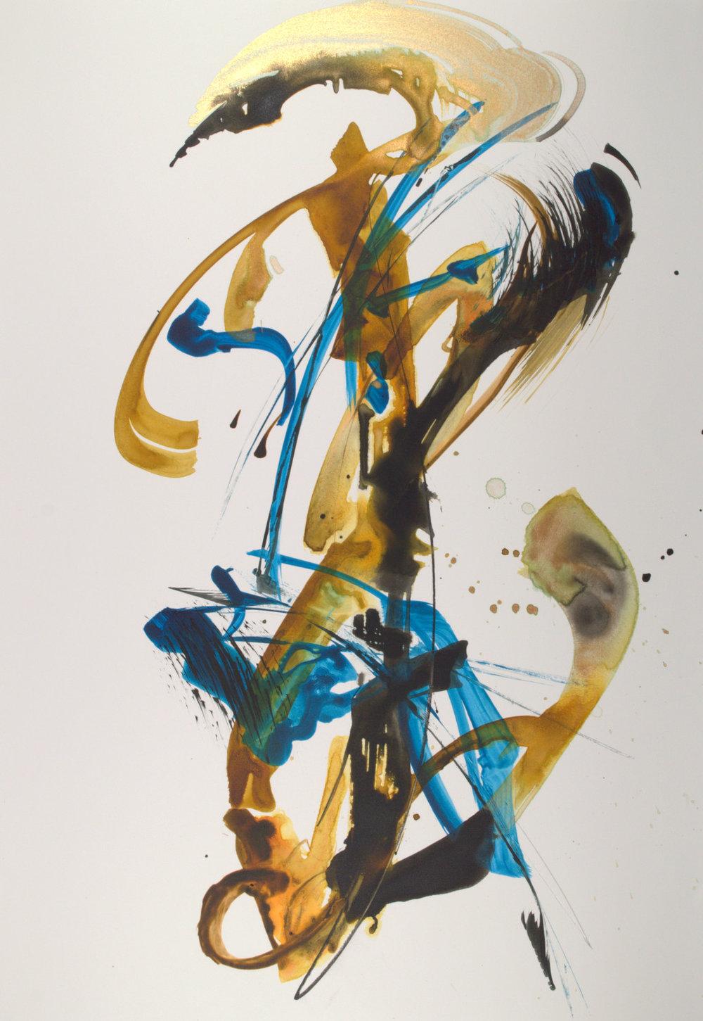 Retro Abstract IX - 13x9 - available