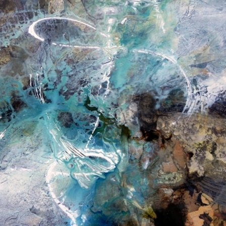 Rock of Ages - 48x36 - sold
