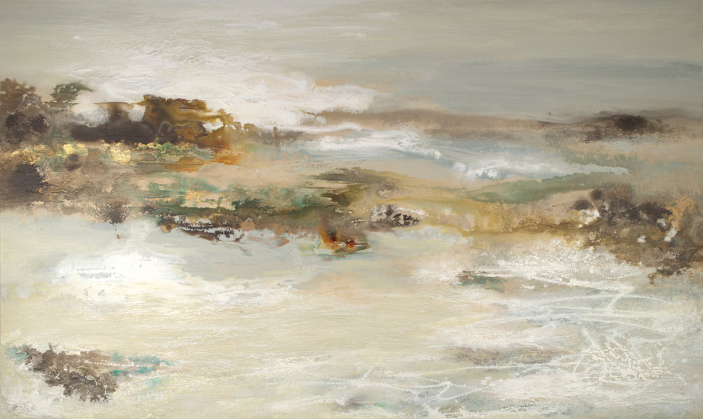 Shoreline Illuminations - 36 x 60 - available