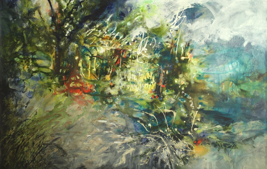 A New Day Dawning - 41 x 64 - available