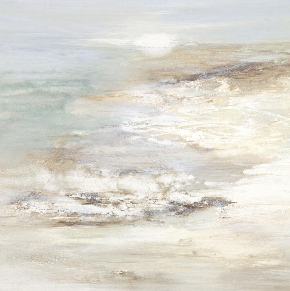 Coastal Dawn - 29 x 29 - available