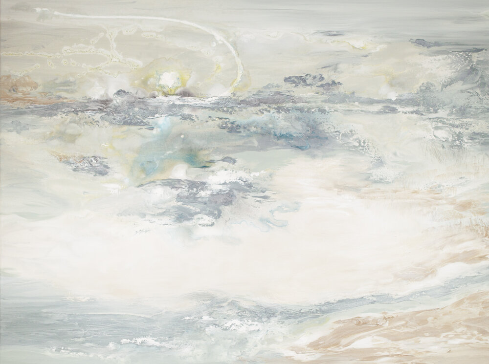 Summer Solstice II - 44x56 - available