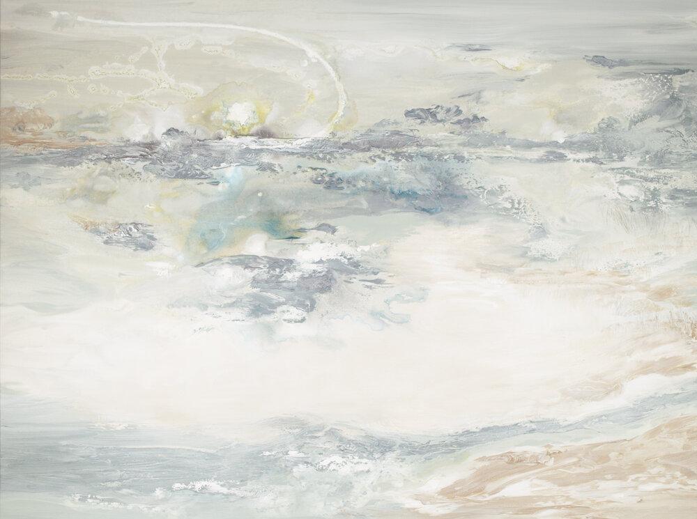 Summer Solstice II - 44 x 56