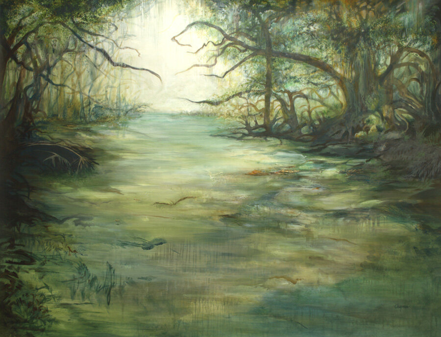 Lowcountry Memories - 52x70 - available