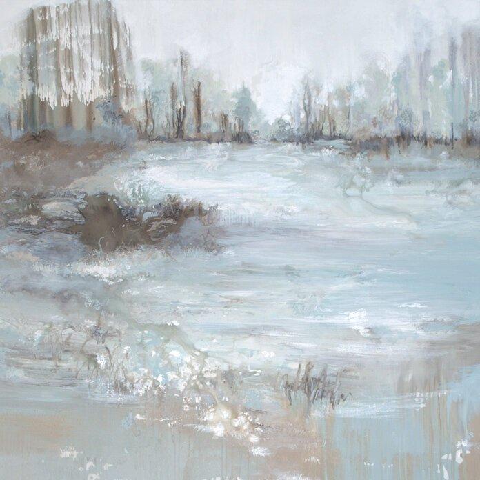 Shoreline Nuances - 59 x 47