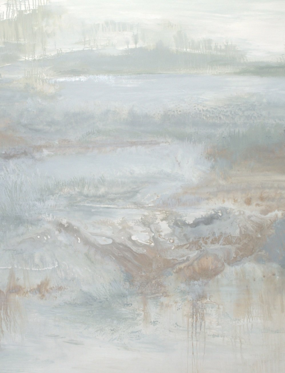 Coastal Elegance - 57x61 - avaliable