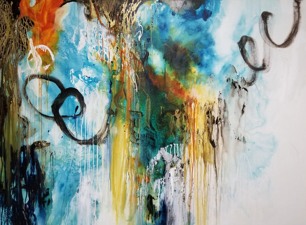 morning majesty - 56x73 - available