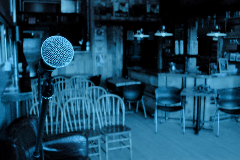 Friday Open Mic -