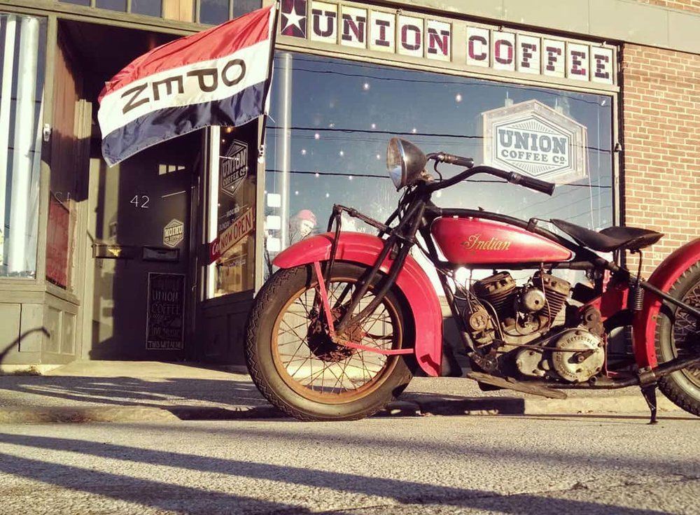 Milford Café & Roastery - Union Coffee Company42 South StreetMilford, New Hampshire