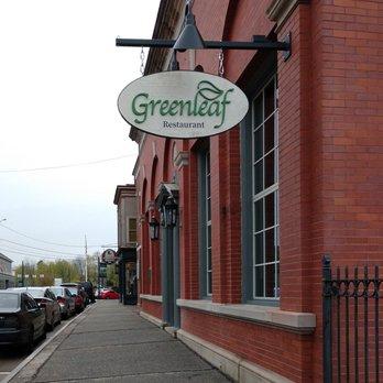 Greenleaf Restaurant   Milford, NH