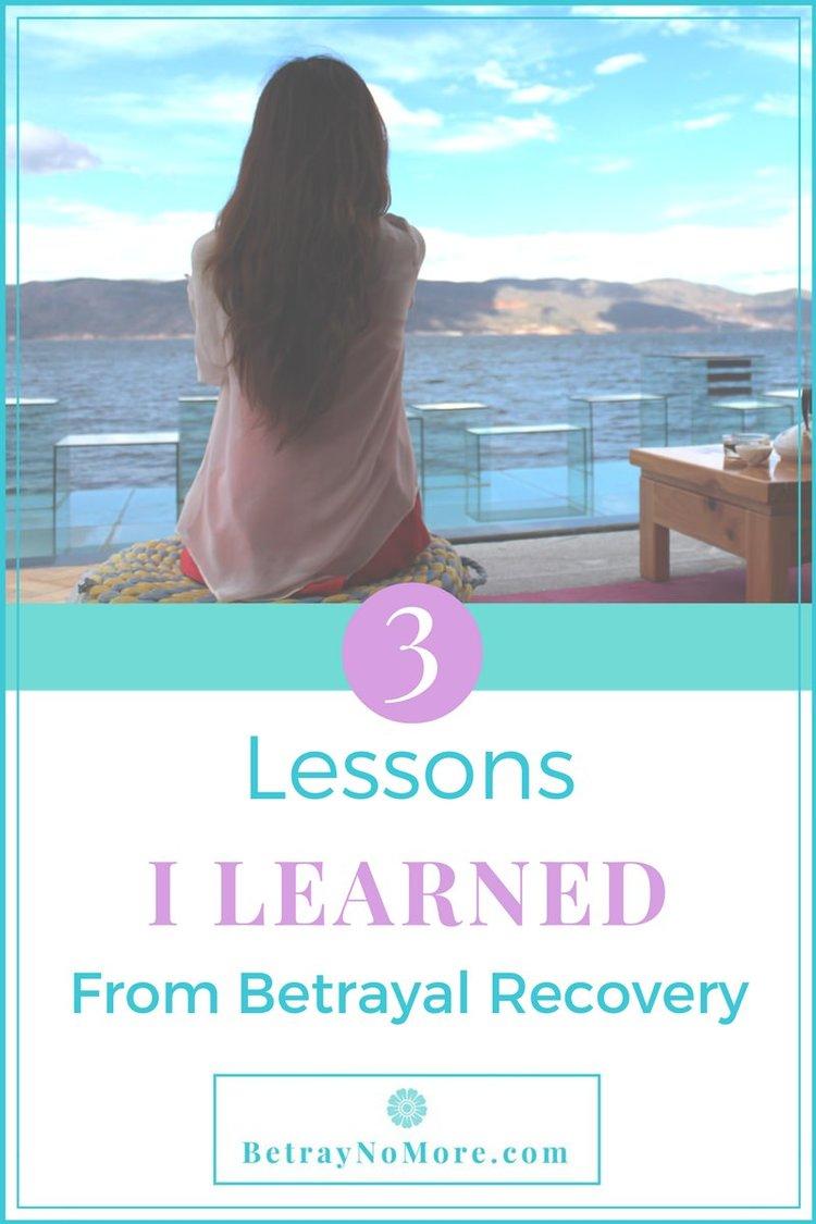 Betrayal, infidelity
