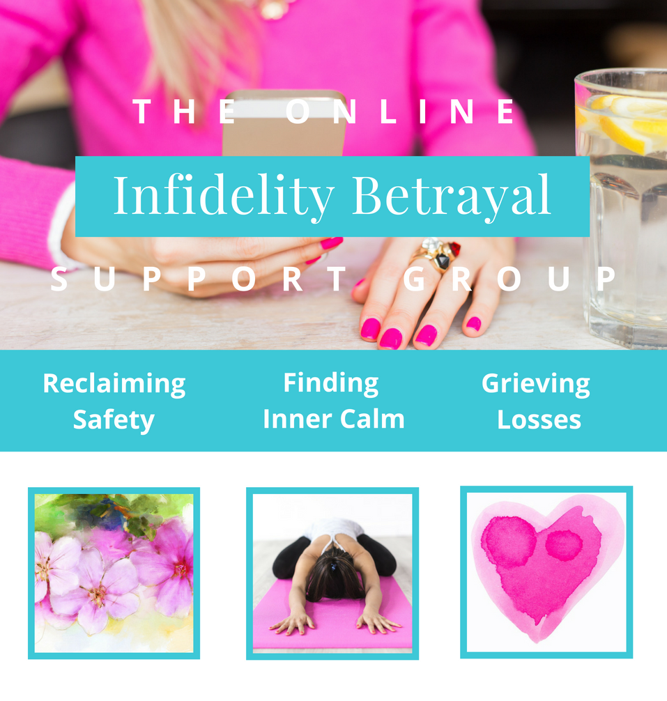The Private, Online Infidelity Betrayal Support Group For Women