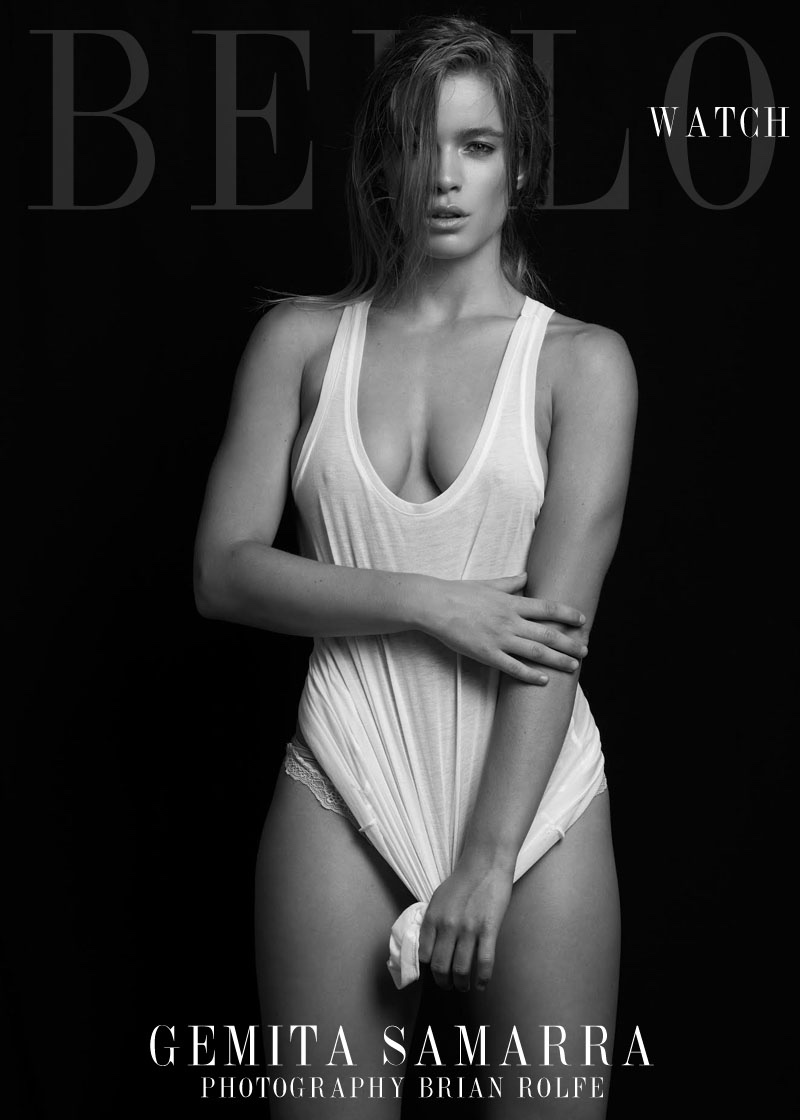 Bello Watch Magazine- Interview    http://www.bellomag.com/bello-watch-gemita-samarra-in-spectre/