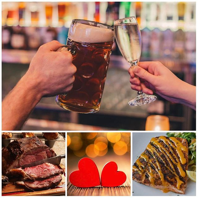 Have you made your reservation for Valentine's Day yet?  Our special Valentine's Day menu offers dishes like our 30 days aged, garlic rubbed, slow roasted prime rib and our Cajun blackened salmon! Book your reservation today: Tigard (503) 639-4544 | Clackamas (503) 653-1391 | Vancouver (360) 883-0222