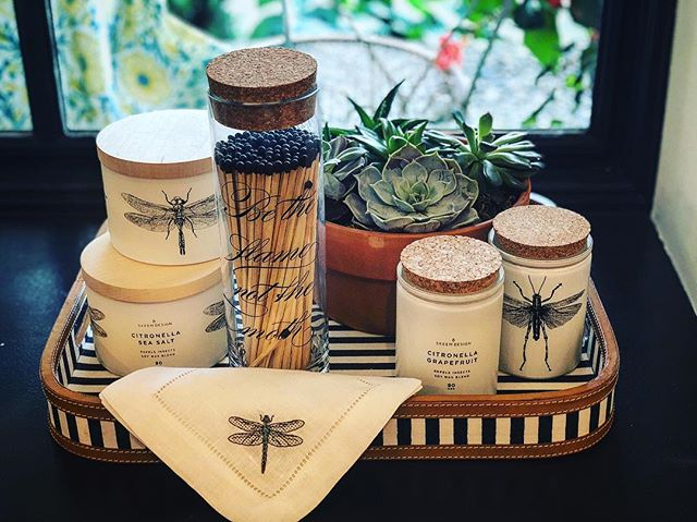 Fall may be around the corner but don't fret it's still summer people!!!! We've got lovely  citronella candles care of @skeemdesign that will keep those pesky bugs away so you are itch free and able to enjoy every last drop of summer.  #getintobedwithus #wayzata #summertime #saynotomosquito #lakeminnetonka