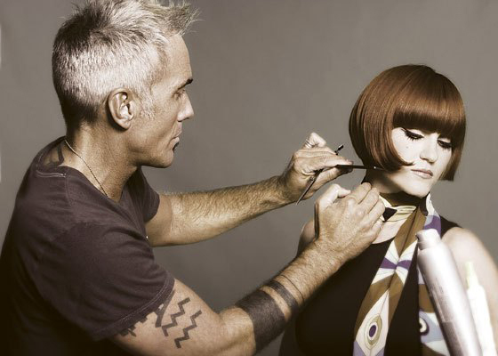 DUSTY SIMINGTON - Master Stylist has won three NAHAs (Master Hairstylist of the Year – 2007, Editorial Hairstylist of the Year – 2001, Contemporary Classic – 2006) plus has received nominations for several categories throughout the years.