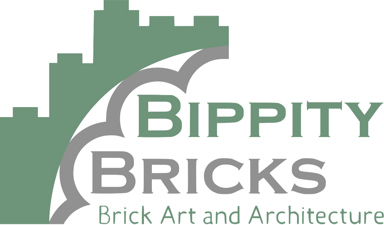 Bippity Bricks- Brick Art and Architecture