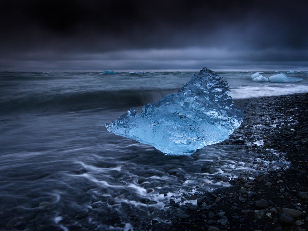 Blue Ice, Jokulsarlon