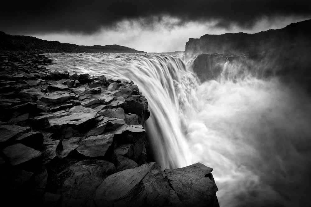 Mighty Dettifoss