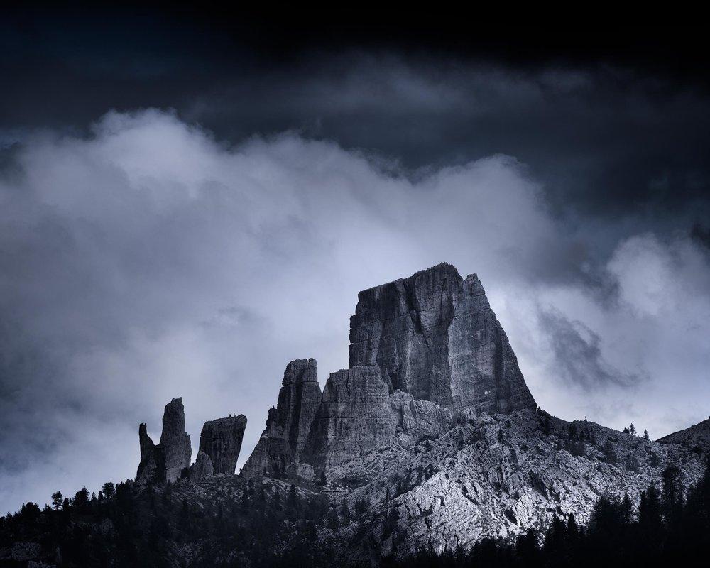 Cinque Torri, Cortina