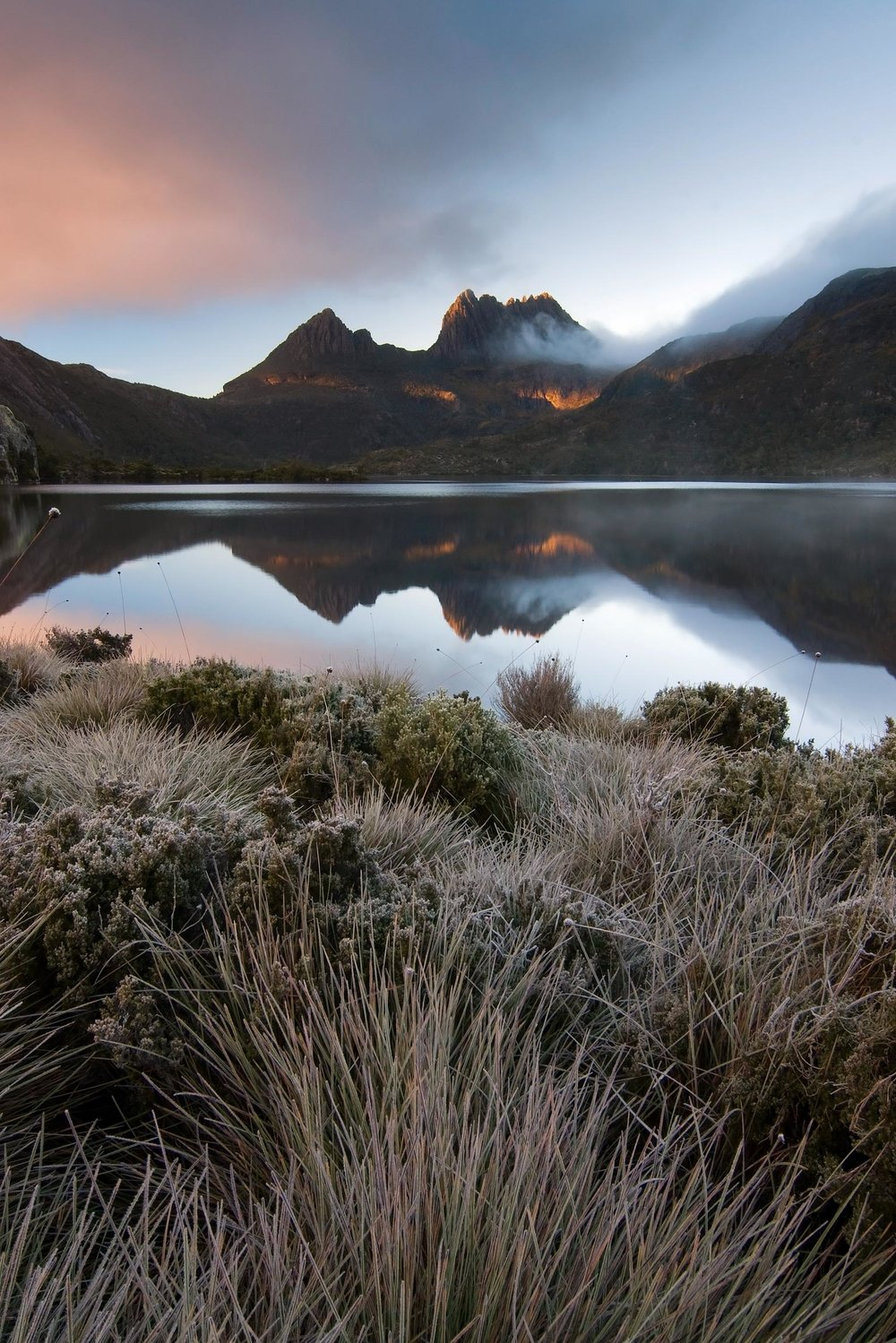 Frozen valey, Cradle Mountain