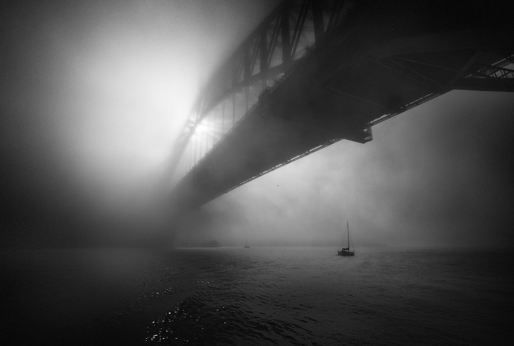 Morning Fog, Sydney