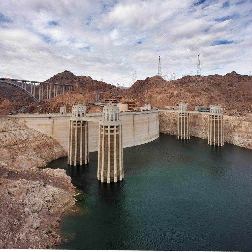 Hoover Dam, Nevada/Arizona Border