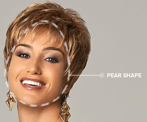 How To Select The Best Style For Your Face Shape The Wig