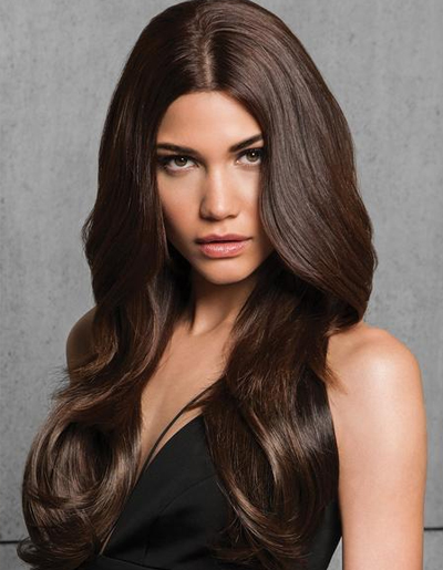 22 INCH 4 PC FINELINE STRAIGHT EXTENSION KIT by Hairdo
