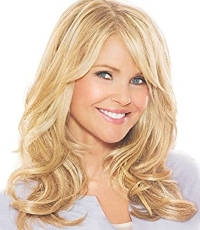 CB 16 INCH CLIP-IN HAIR EXTENSION by CHRISTIE BRINKLEY