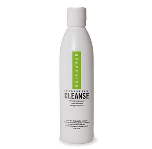 HAIR U WEAR CLEANSE SHAMPOO by Hairuwear