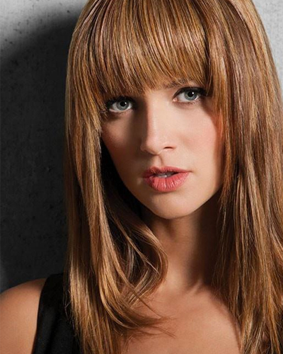 MODERN FRINGE CLIP ON by Hairdo