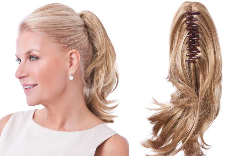 Ponytail Extensions For Instant Volume And Length The Wig Company