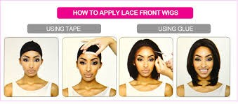 Guide to Selecting and Wearing Lace Front Wigs — The Wig Company 9af8b93ce