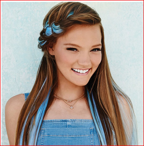 Pop by Hairdo Color Strip Extensions (P744)