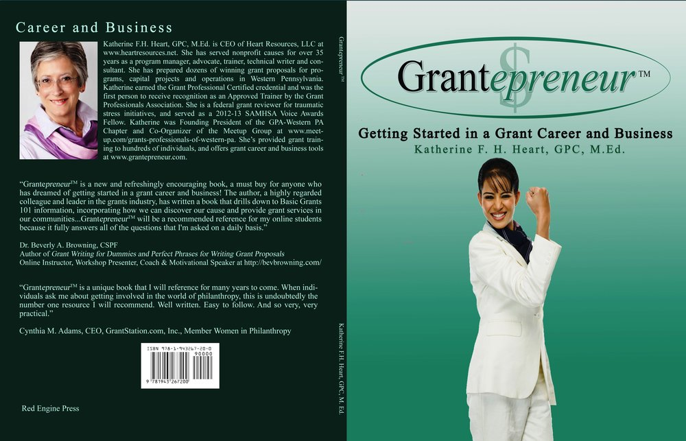 Grantepreneur Cover