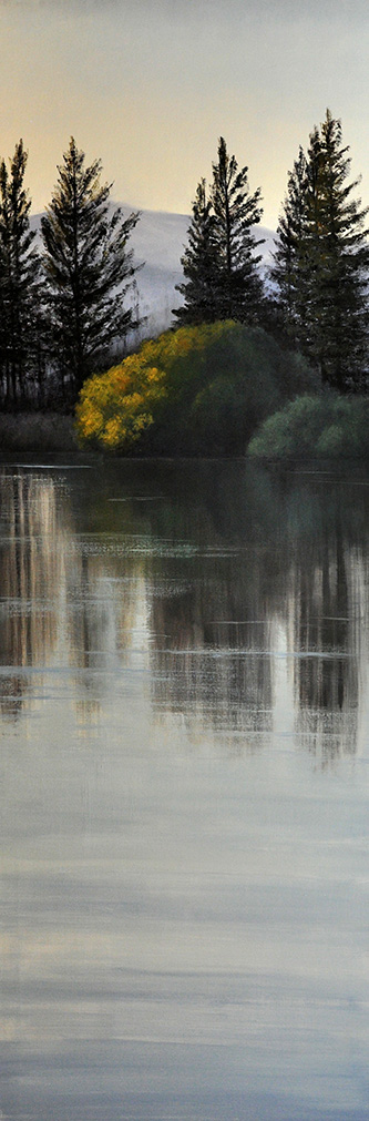 Time for Reflection, 60x20