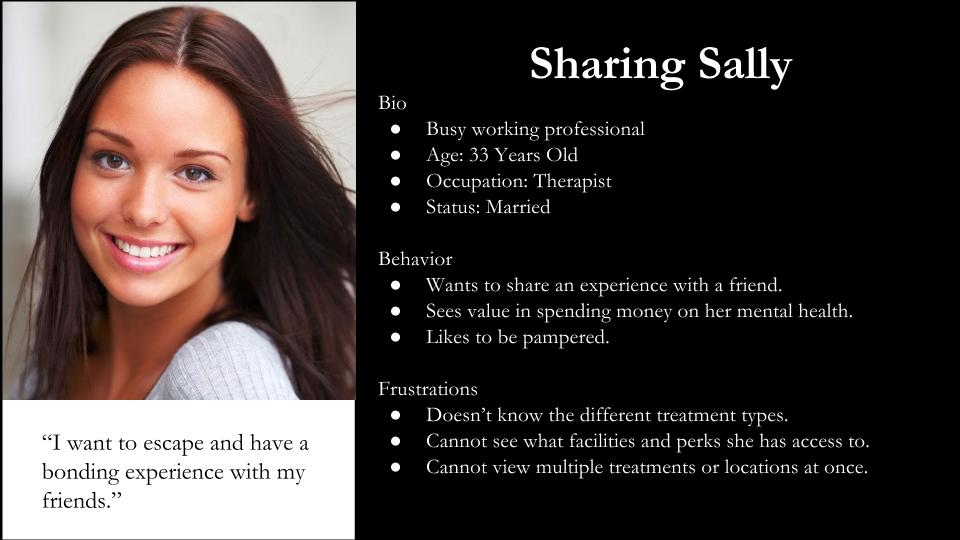 She Has Been To Burke Williams Before, And Wants To Look Into Booking  Treatments For Her And A Friend.