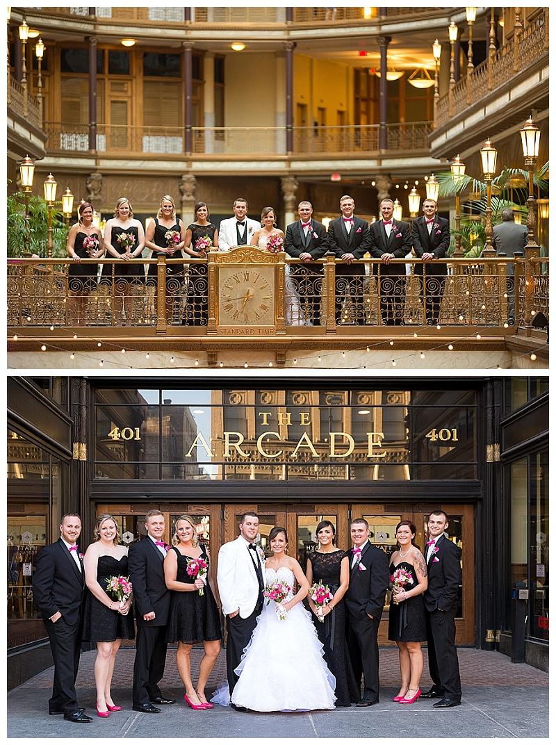 Hyatt Arcade Cleveland Wedding_1149