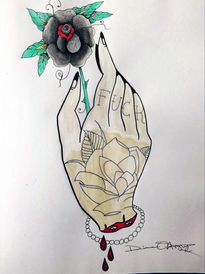 Tattoo Study
