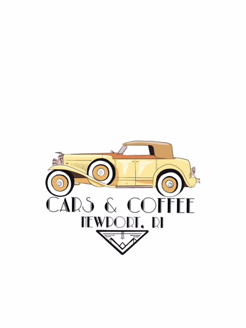Cars & Coffee Shirt Design