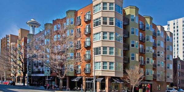 Belltown, Sidney apartments