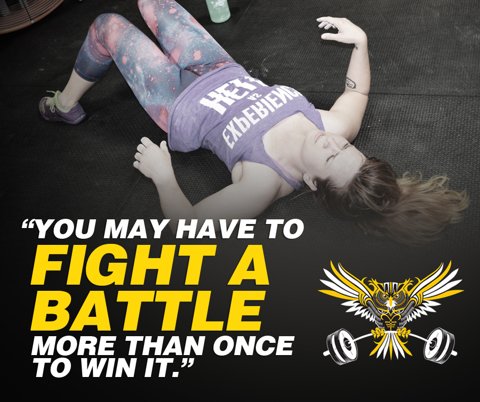 Fight The Battle