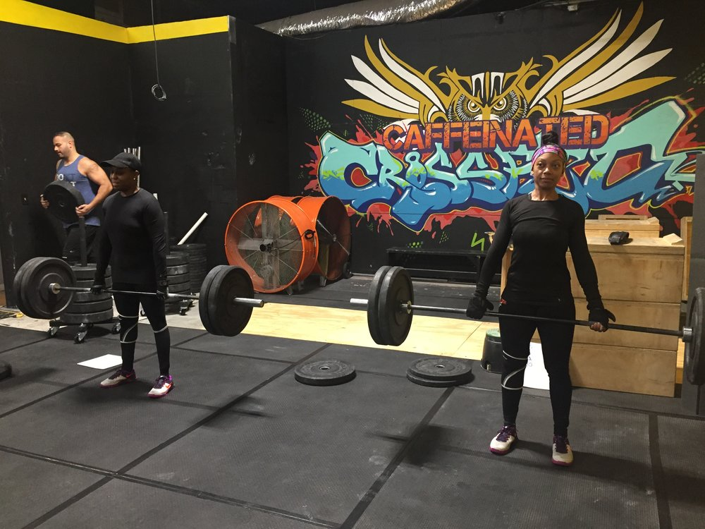 Deadlift Twins