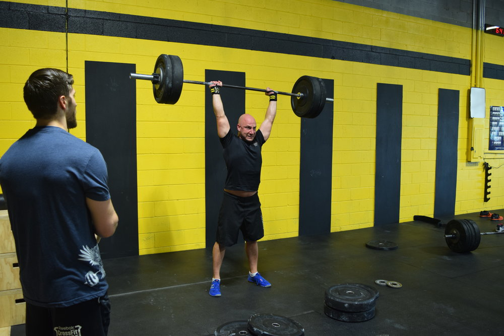 Clean and Jerk
