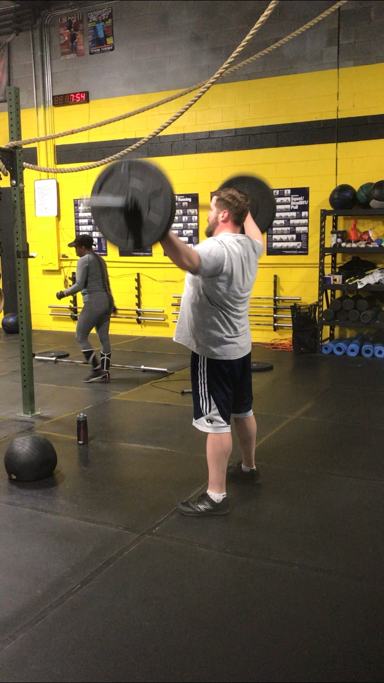 Power Snatch