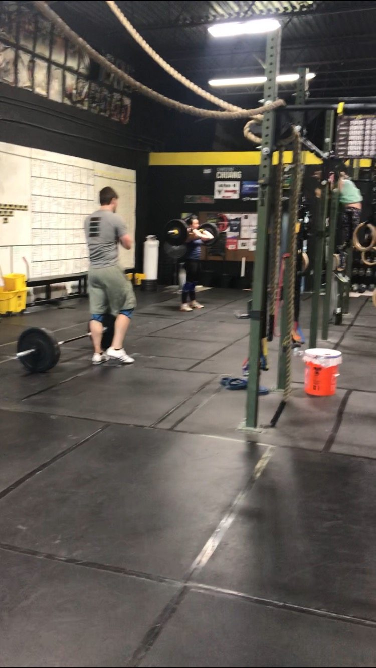 Putting In Work