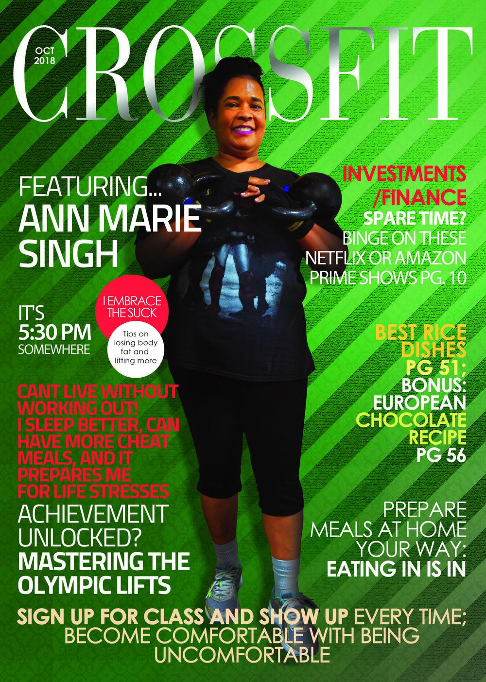 We Love Ann Marie!